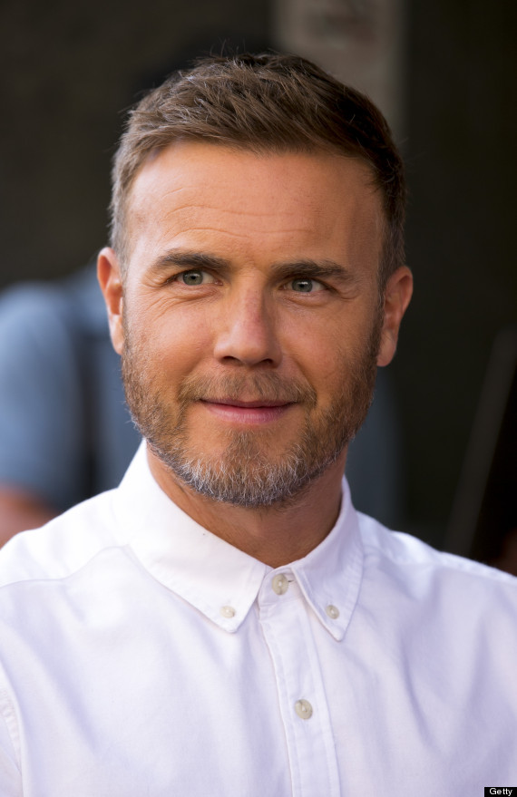 Whats The Name Of The Haircut Of Gary Barlow