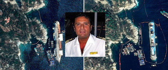 schettino costa concordia