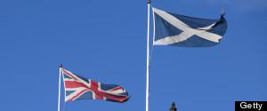 SCOTLAND UNION JACK