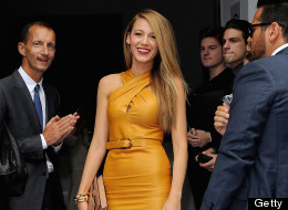 PHOTOS: Blake Lively Is Gorgeous At Gucci