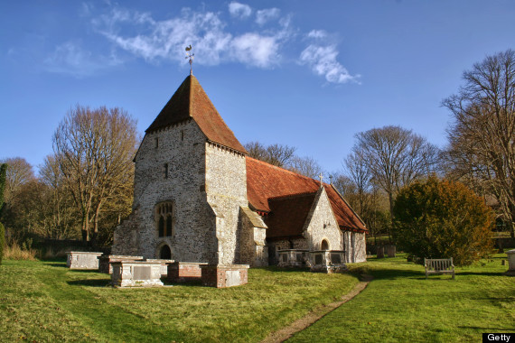 all saints church essex