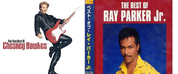 BEST OF CHESNEY HAWKES RAY PARKER JR