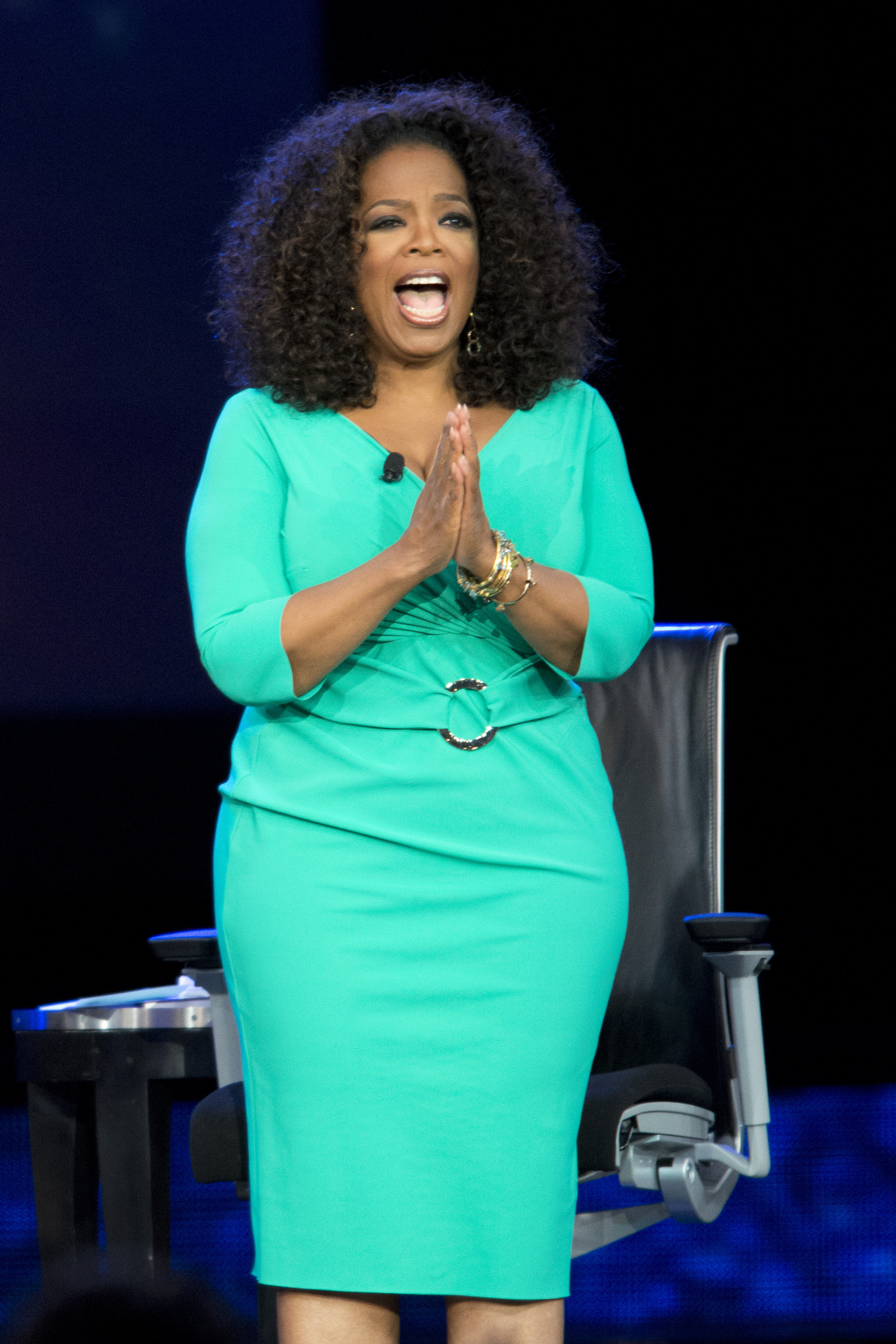 Oprah Winfrey Weight Loss 2013