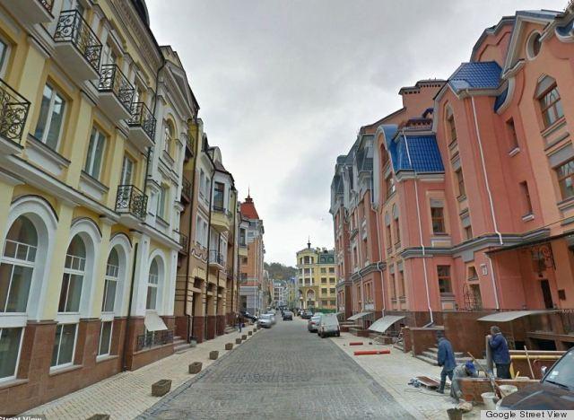 ghost town kiev