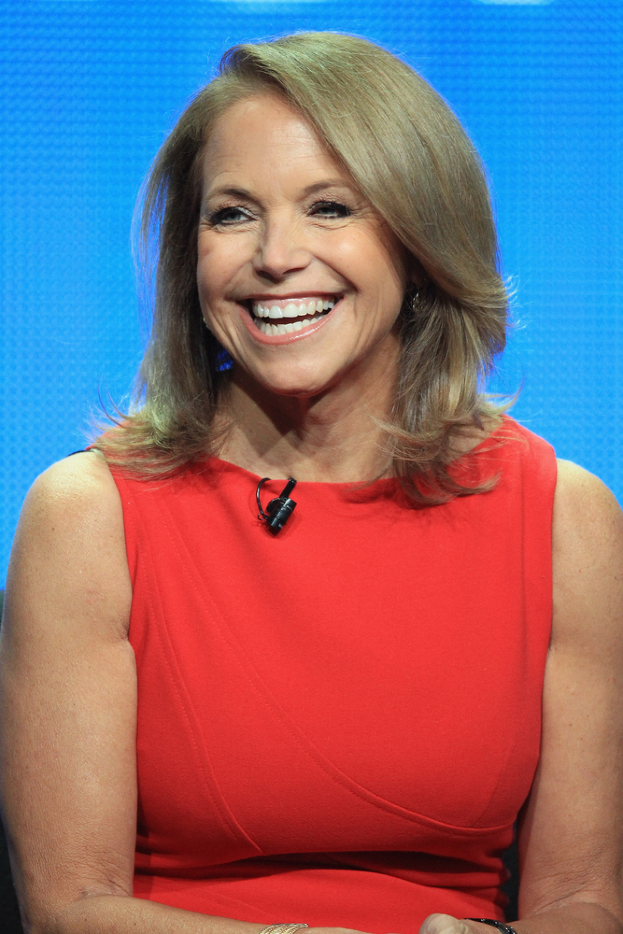 Katie Couric Lands Michael Bloomberg Interview For Yahoo