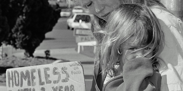 Effects of Poverty, Hunger and Homelessness on Children.