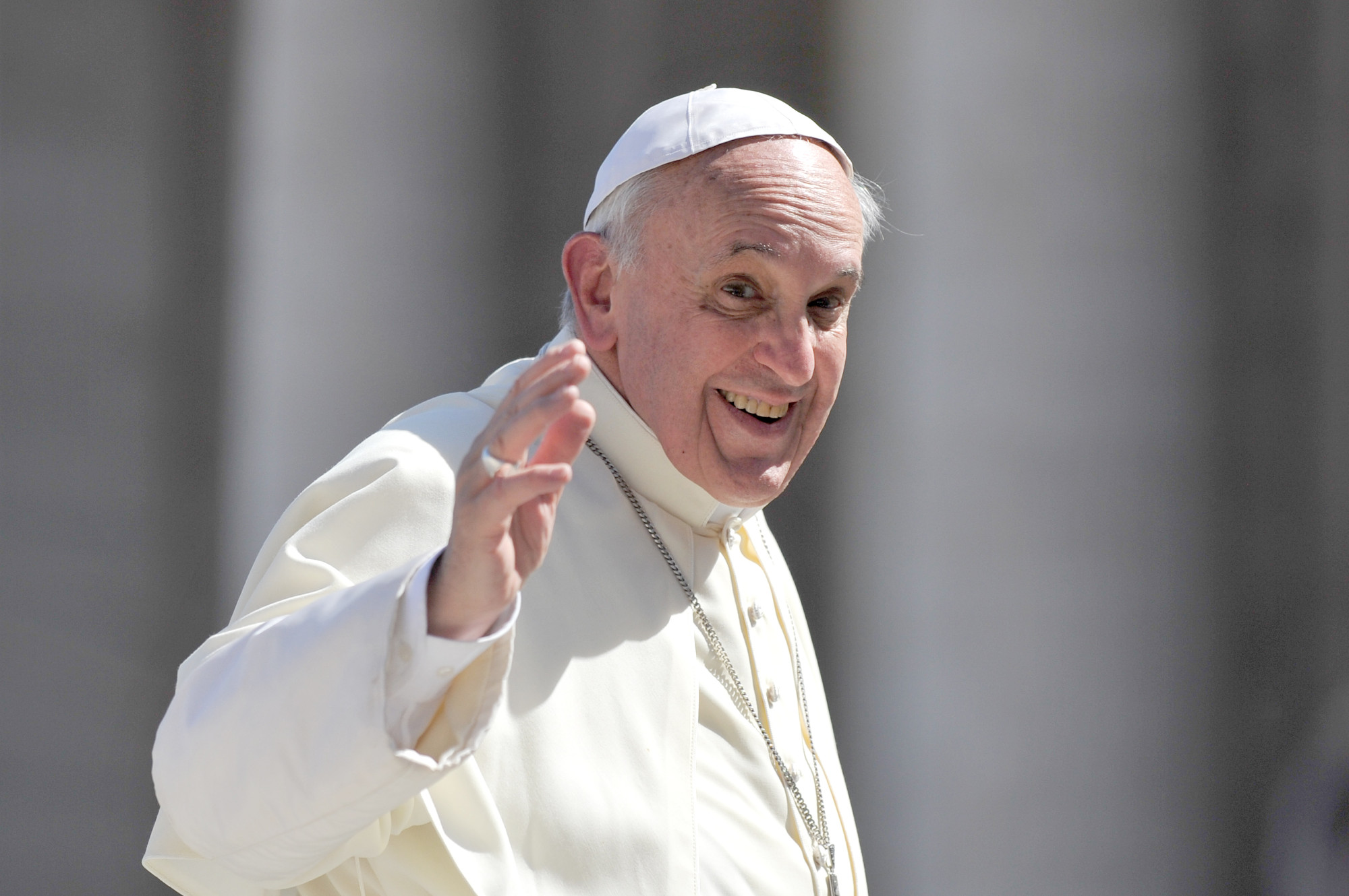 Pope Francis: Gays, Abortion Too Much Of Catholic Church's ...
