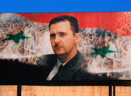 Bashar Assad syria re-election