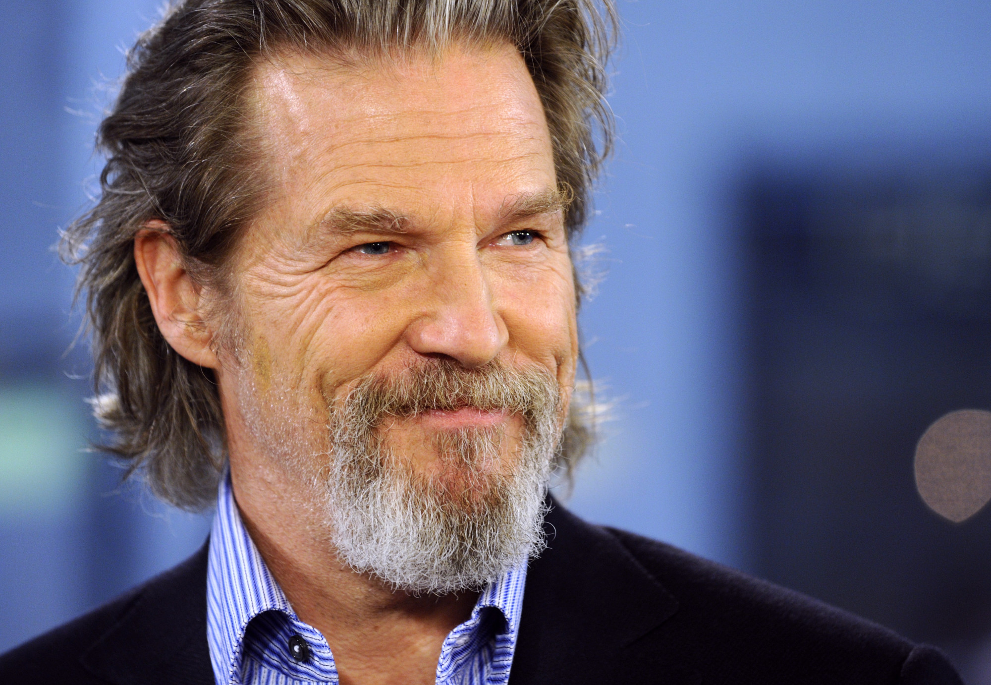 Jeff Bridges' Marriage...