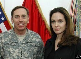 Angelina Jolie Iraq