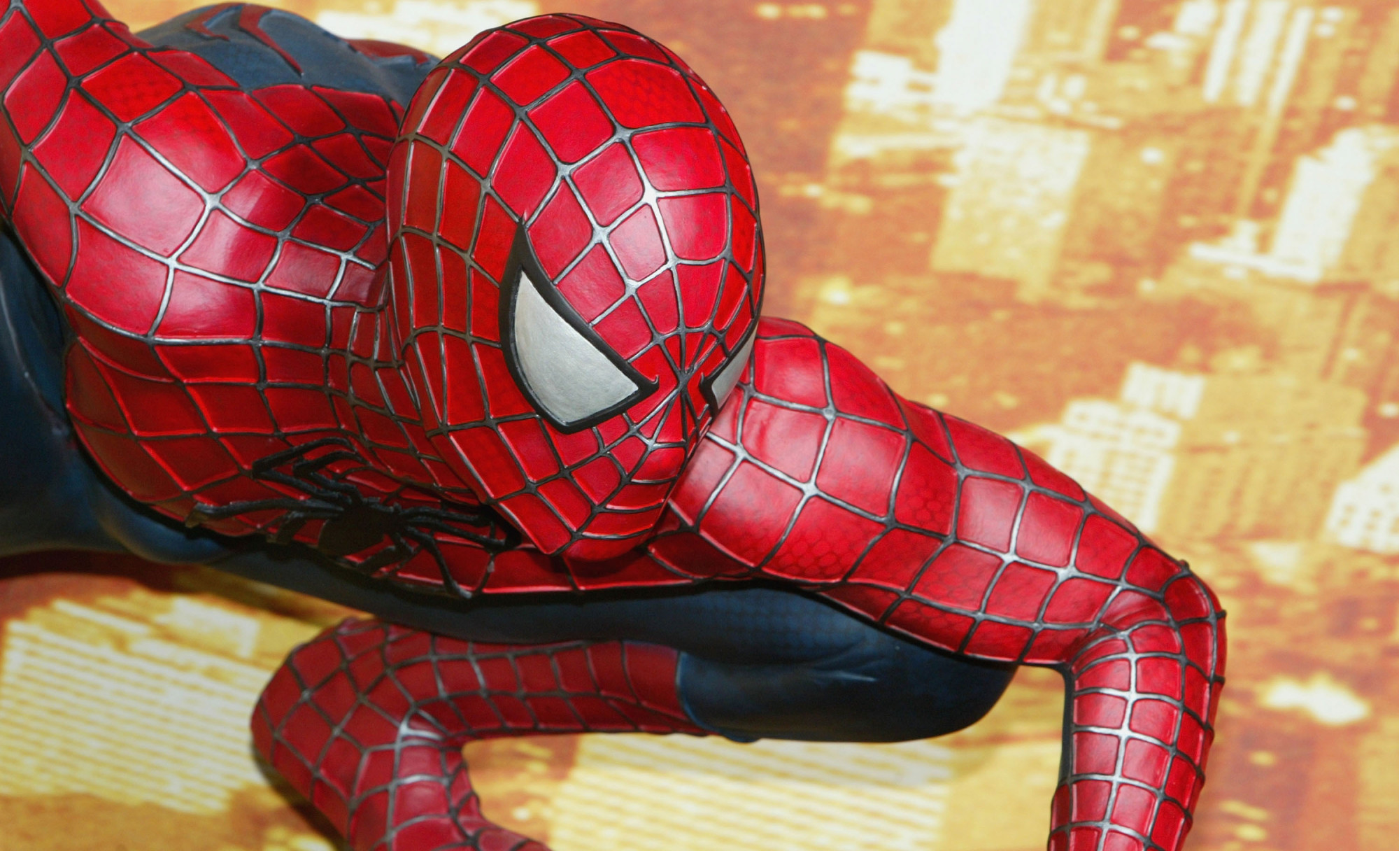 Spiderman will make u gay