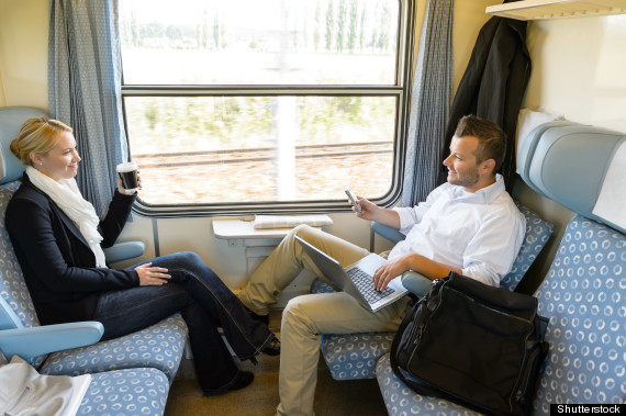 9 Reasons Train Travel Is The Best Huffpost
