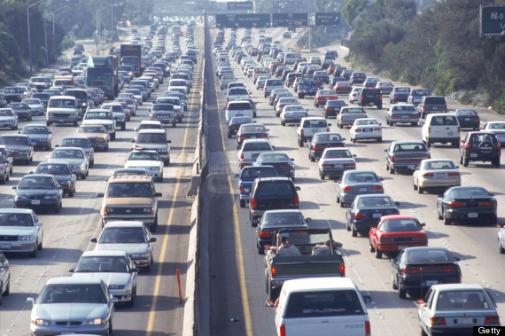 6 Ways You Can Help Prevent Traffic Congestion