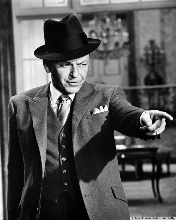 Frank Sinatra s Style Almost Distracts Us From His Bad-Boy Image ... bebfa7aef10