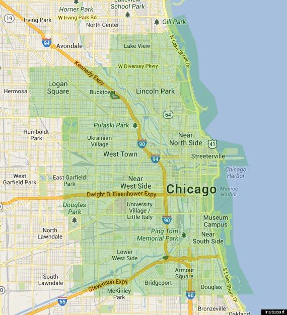 instacart chicago