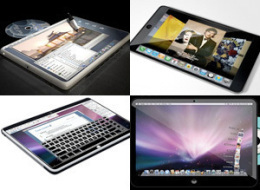 Apple Tablet Rumors