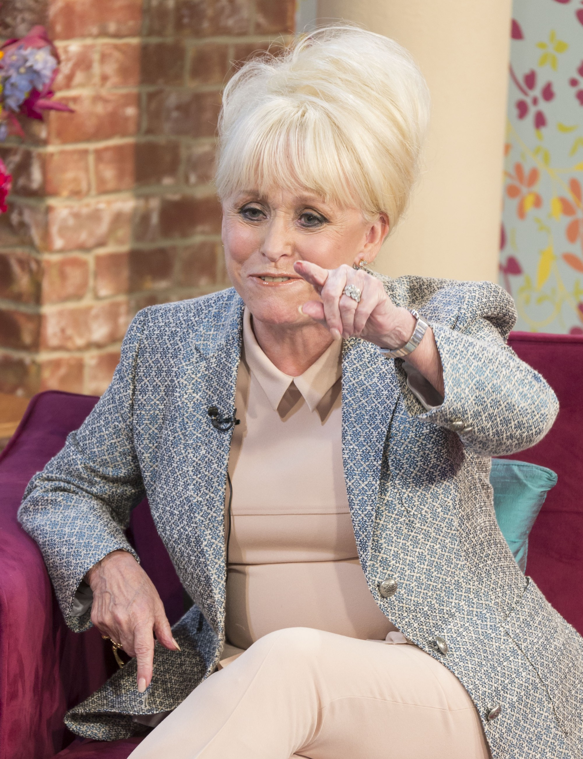 barbara windsor height