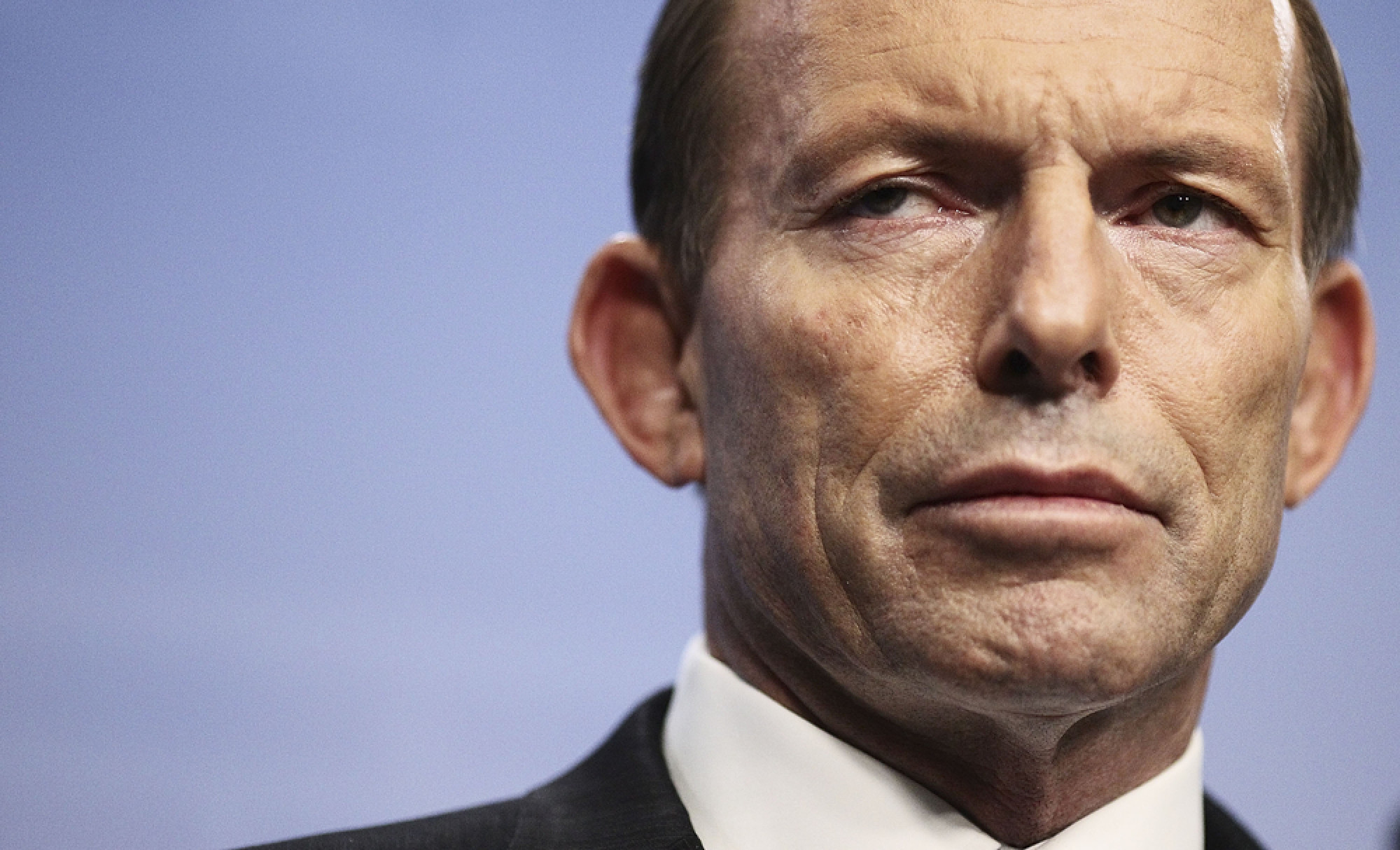 Tony Abbott Wants An Alliance With UK That Limits Action Over Climate Change 'Crap' - o-TONY-ABBOTT-facebook