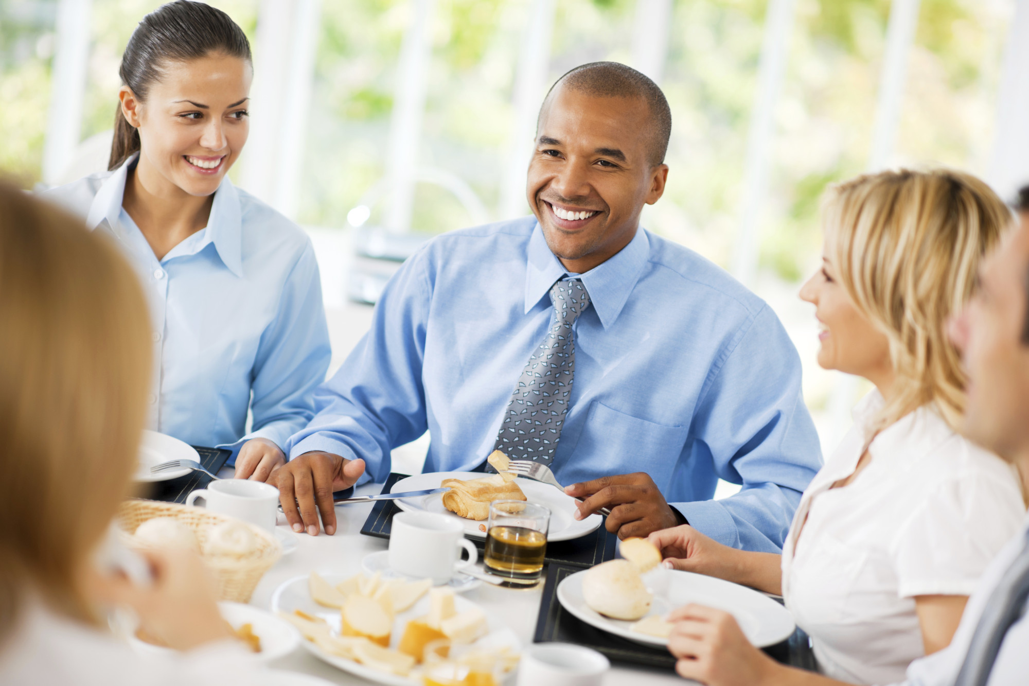 The Business Lunch 7 Simple Dining Skills You Can T