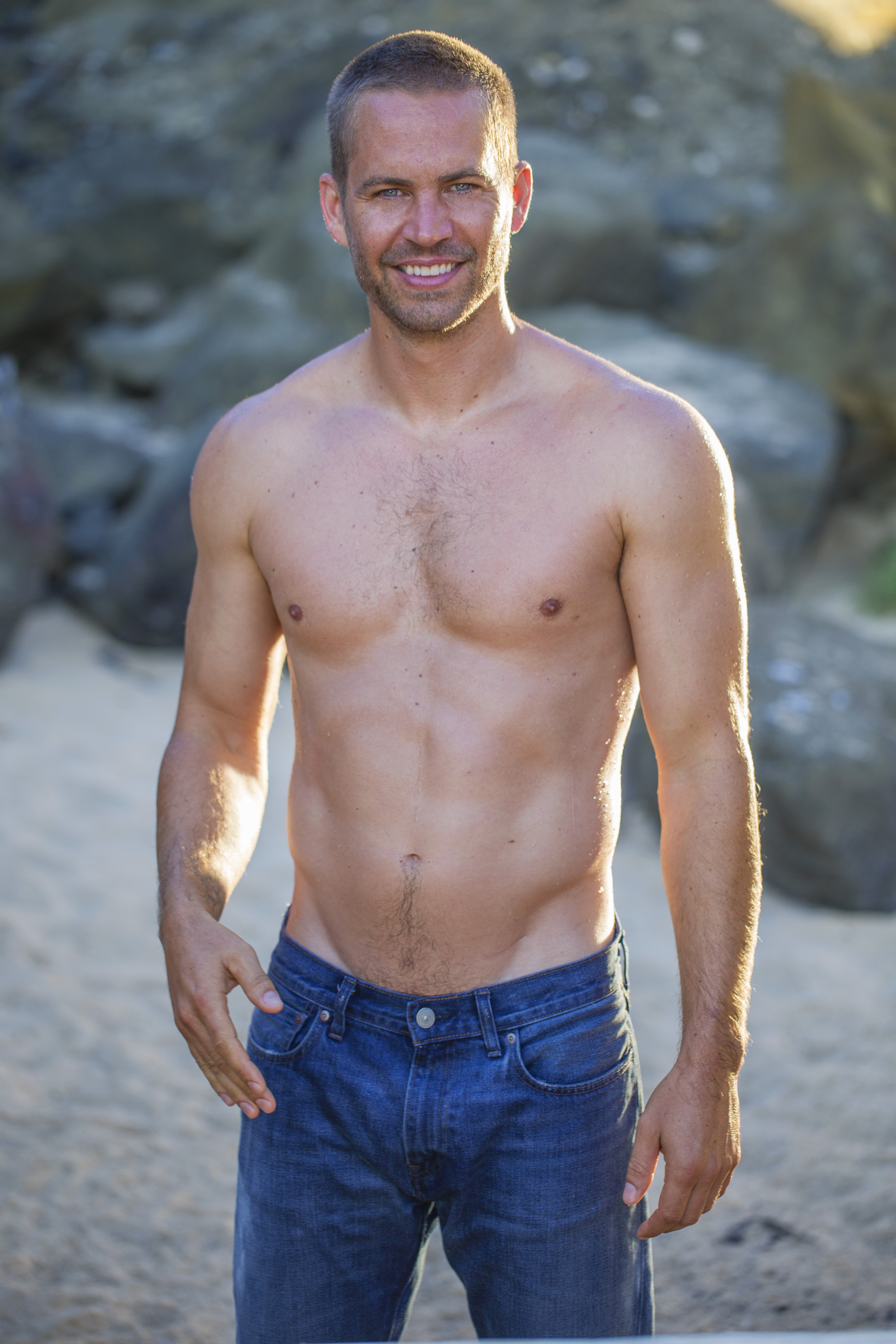 Paul Walker S Fragrance Campaign Shoot Is Steamy Huffpost