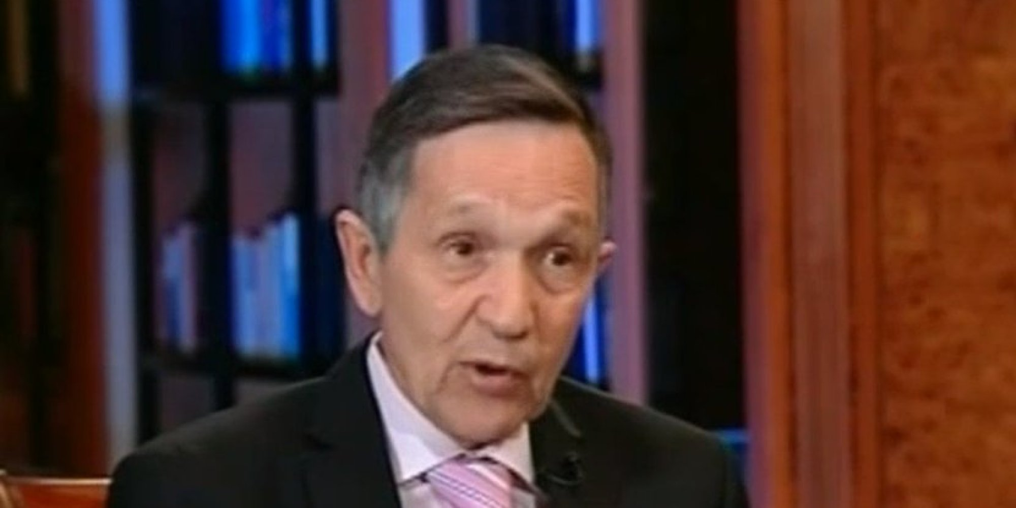 dennis kucinich gay