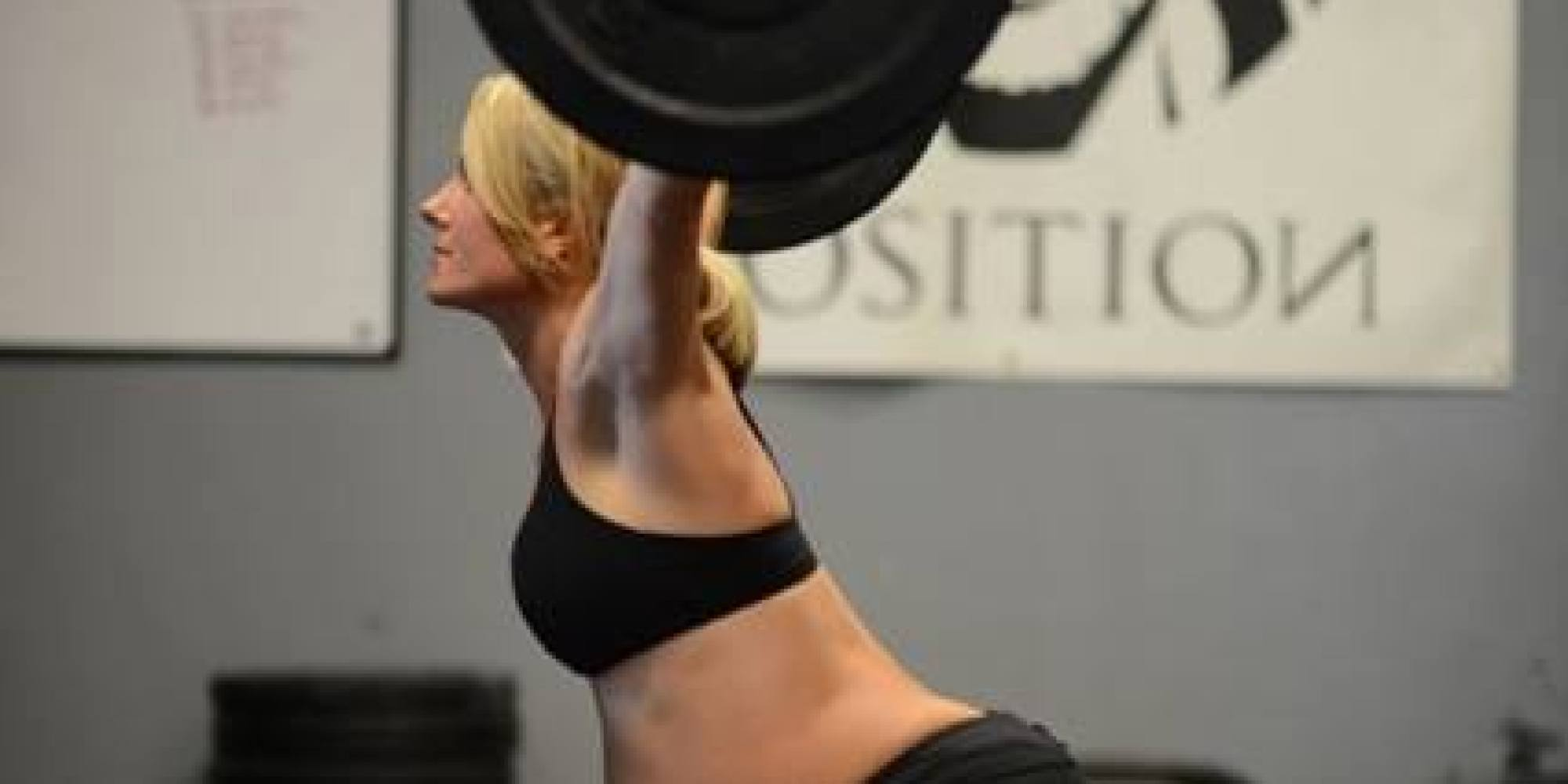 Pregnant Crossfit Mom Infuriates Misguided Know It Alls On Facebook Huffpost