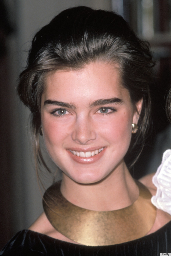 Brooke Shields Cara Delevingne And More Celebrity