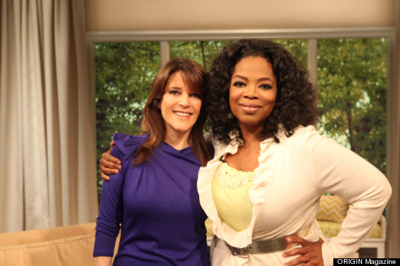 marianne and oprah