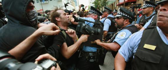 NATO SUMMIT CHICAGO POLICE