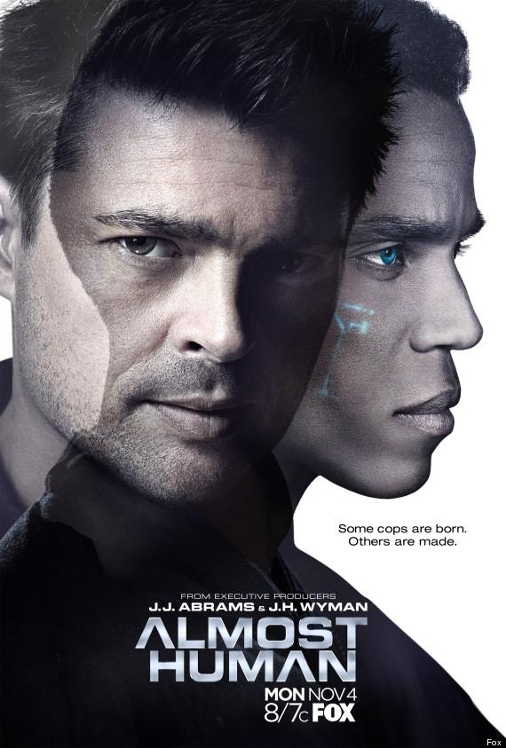 'Almost Human' Premiere: J.J. Abrams Talks Casting Karl ...