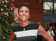 Robin Roberts Talks About Girlfriend, Shows Photo On-Air