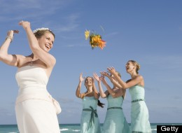 Who Pays? Destination Weddings & the Bridesmaids