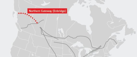 NORTHERN GATEWAY ENBRIDGE