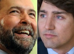 tom mulcair ndp quebec poll