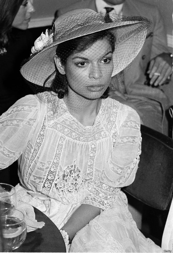 17 Ways To Stand Out In A Crowd Like Bianca Jagger Huffpost