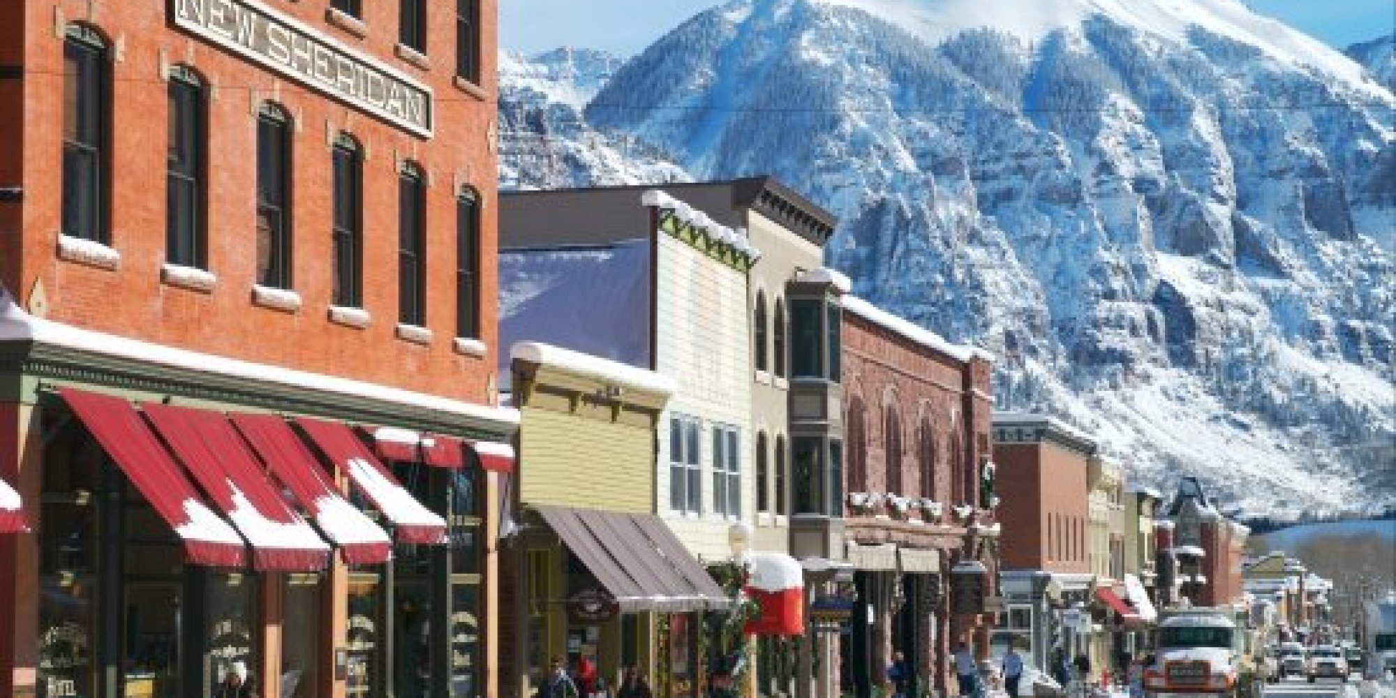 Most Picturesque Towns In Usa Prettiest Towns In America