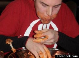 College Student Pays Tuition By Competitive Eating