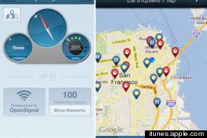 sismos apps