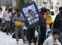 Les Apple Store assaillis par les fans (et Tim Cook s'en réjouit)