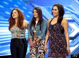 'X Factor' Judges Leave Hopeful In Tears