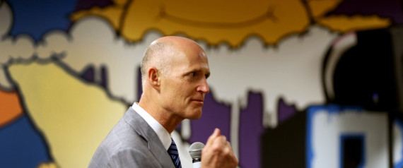 rick scott economic recovery