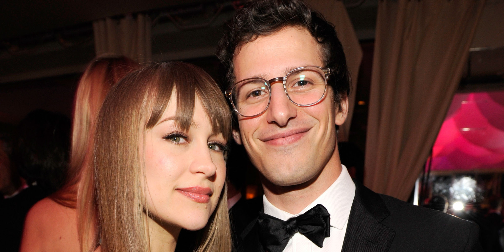 Andy Samberg Marries Singer Joanna Newsom