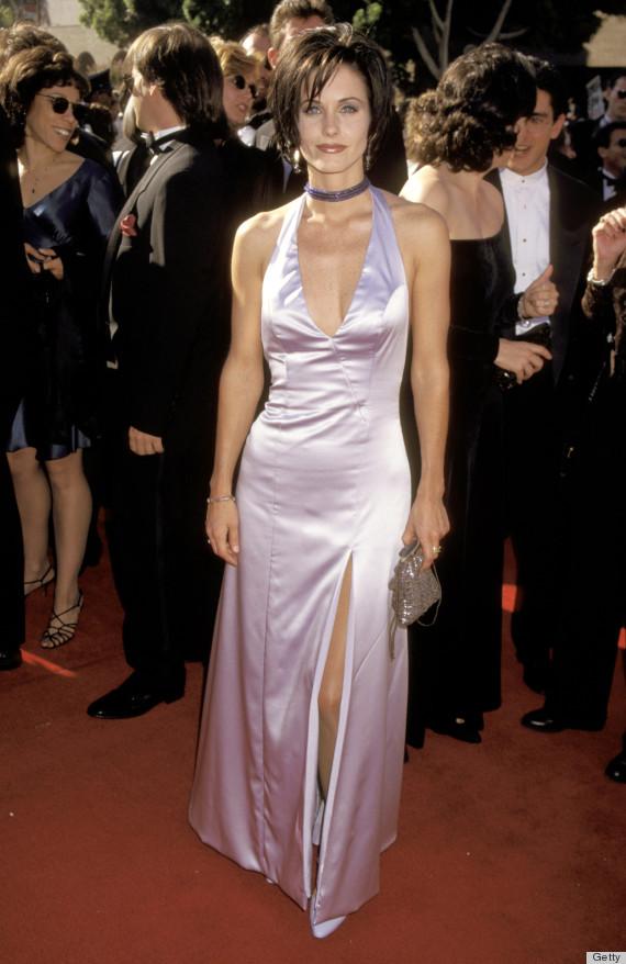 emmys 90s fashion