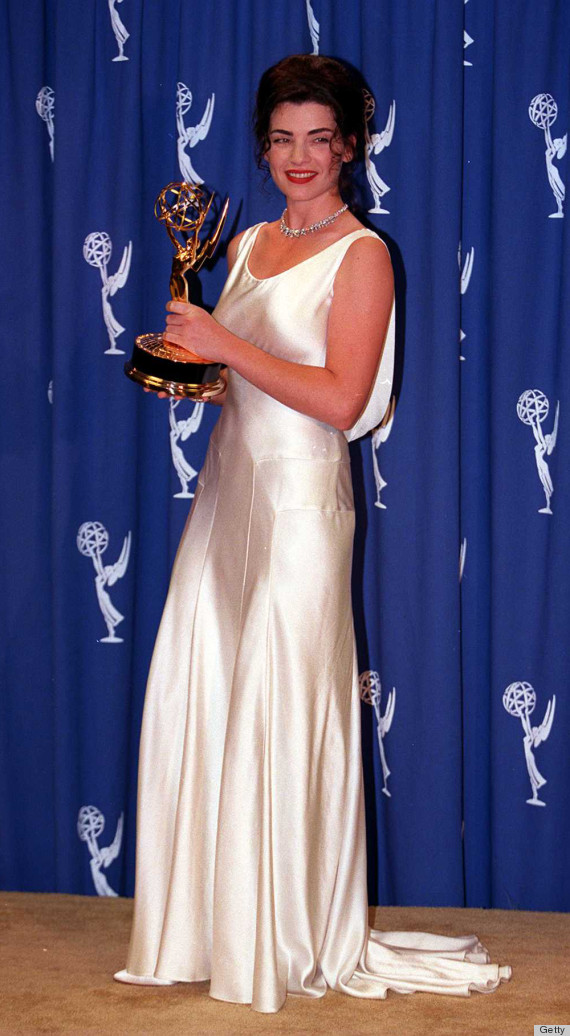 Emmys 90s Fashion Was A Thing Of Wonder Photos Huffpost