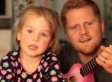 There Is No Way This Daddy-Daughter Duet Could Be Cuter