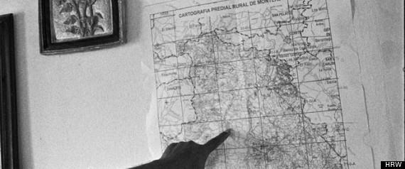 colombia desplazados