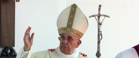 Bergoglio preghiera