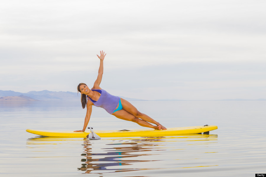 10 Reasons You Should Try Yoga On A Stand Up Paddleboard ...