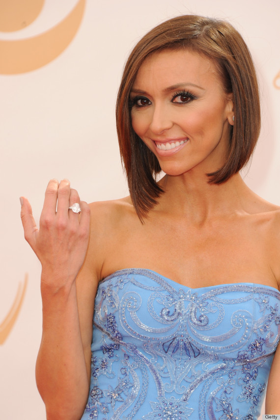 giuliana ring - Giuliana Rancic Wedding Ring