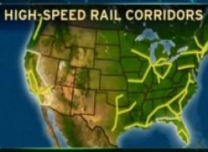 Obama High Speed Rail